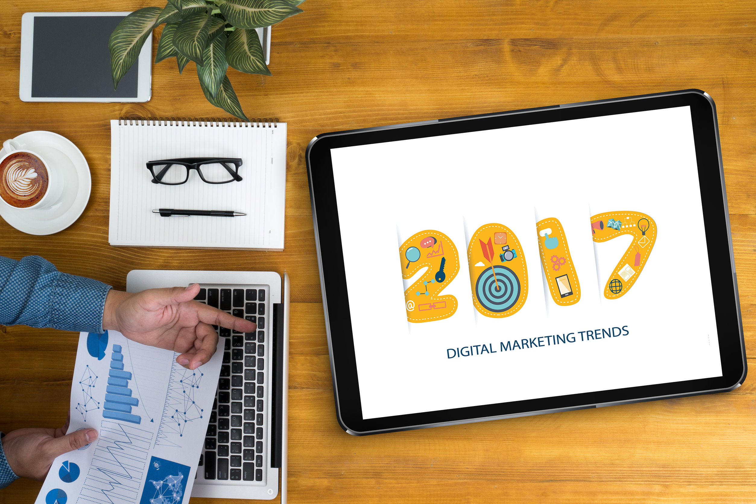 marketing trends for 2017